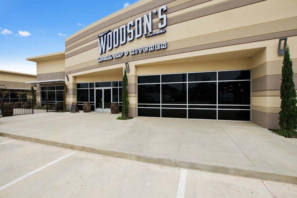 Woodson S Local Tap Kitchen